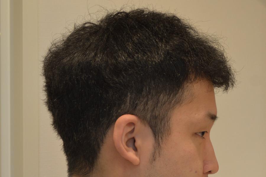 くせ毛 濡れ髪 ワックス メンズ